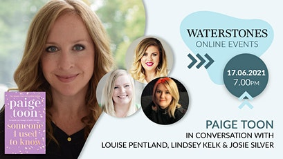 An Evening with Paige Toon & Friends tickets