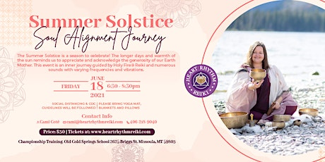 Summer Solstice Soul Alignment Journey tickets