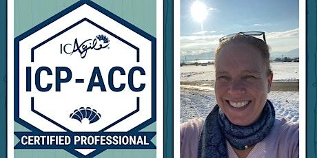 Agile Coaching / Agile Team Coach  ICP-ACC ICAgile - english tickets