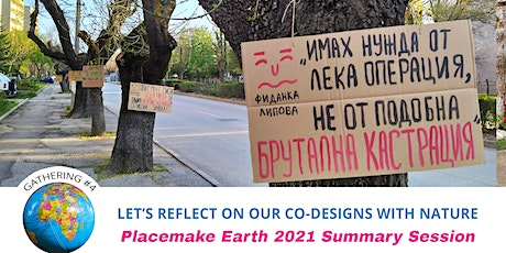 Placemake Earth 2021 Summary of Projects tickets