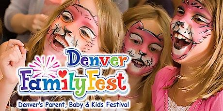 DENVER FAMILYFEST (Adult Admission)-8/7/21,Nat'l Western Complex tickets