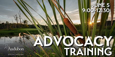 Advocacy Training with AudubonSC tickets