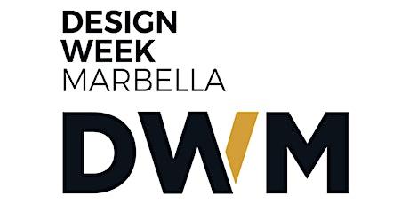 Design Week Marbella 2021 entradas