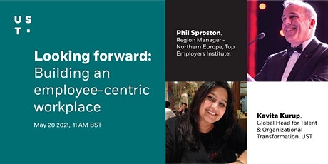 Looking forward: Building an employee-centric workplace tickets