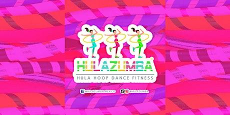Hula hoop Dance / hulaZumba MARTES entradas