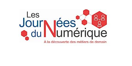 """Défi numérique - Atelier """"Rencontres avec des salariées du numérique"""" billets"""