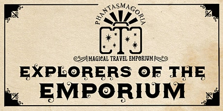 Explorers of the Emporium: Scribes (Creative Writing) tickets