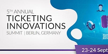 5th Annual Ticketing Innovations Summit tickets