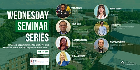 SDS Wednesday Seminar: Fellowship Opportunities with the FDA tickets