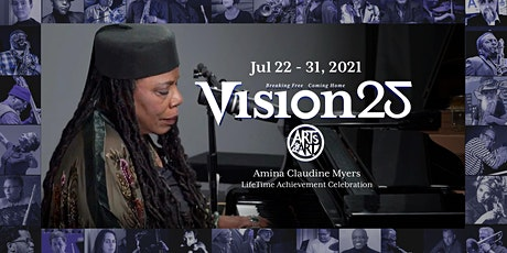 VIP & Full Festival Passes (In-Person): Vision Festival 25 tickets