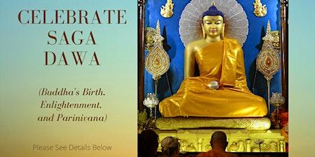 Saga Dawa with Geshe Sonam: Heart Sutra and Mantra Transmission tickets