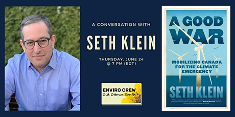 Enviro Crew Presents A Conversation with Seth Klein tickets