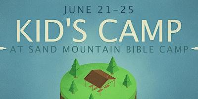 Vision Baptist Kids Camp