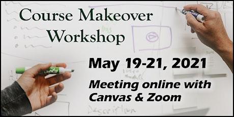 Course  Makeover Workshop tickets