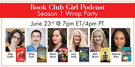 Book Club Girl Podcast Season 1 Wrap Party tickets