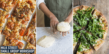 Small Group Workshop:  The Truth About Great Homemade Pizza tickets