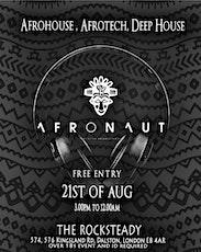 Afro Deep - Afronaut Solaris tickets