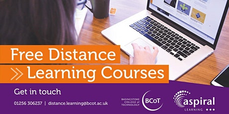 Distance Learning - Understanding Children and Young People's Mental Health tickets