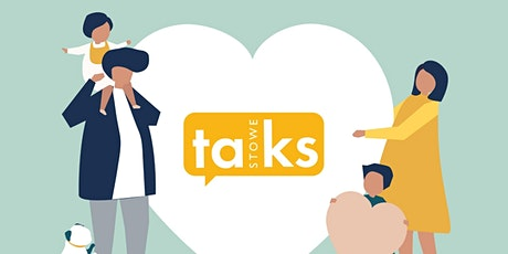 Stowe Talks - An introduction to co-parenting, planning and boundaries tickets