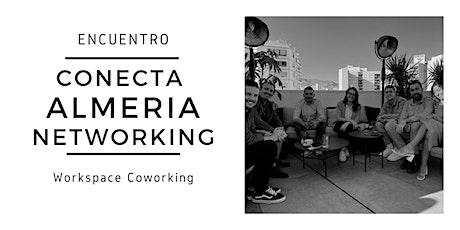 Copia de Conecta Almeria Networking entradas