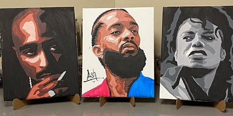 Sip and Paint :: LEGENDS edition tickets