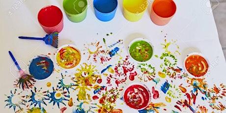 Children's Paint & Sip with Parents tickets