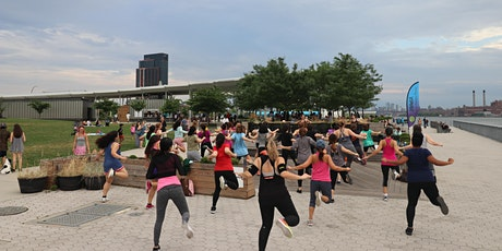 Zumba on the Waterfront tickets