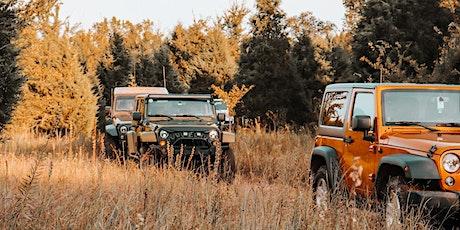 Gruber ORV BEGINNER Off-Site Trail Ride - Saturday, October 2 tickets