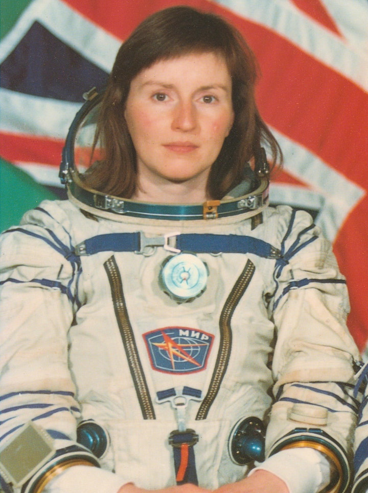 Helen Sharman at Wells Cathedral's Festival of the Moon image