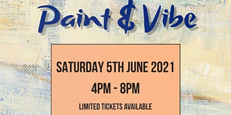 GWC The Social: Paint & Vibe tickets