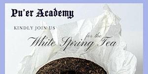 White Spring Tea 2015