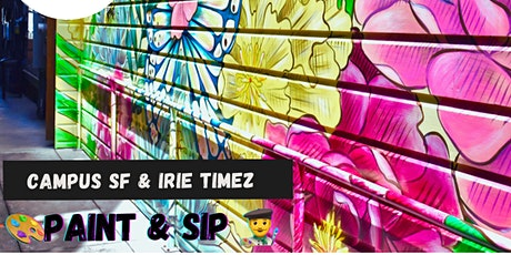 Irie Timez  Paint & Sip tickets