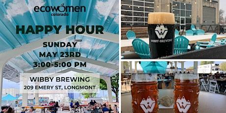 Colorado EcoWomen May Happy Hour tickets