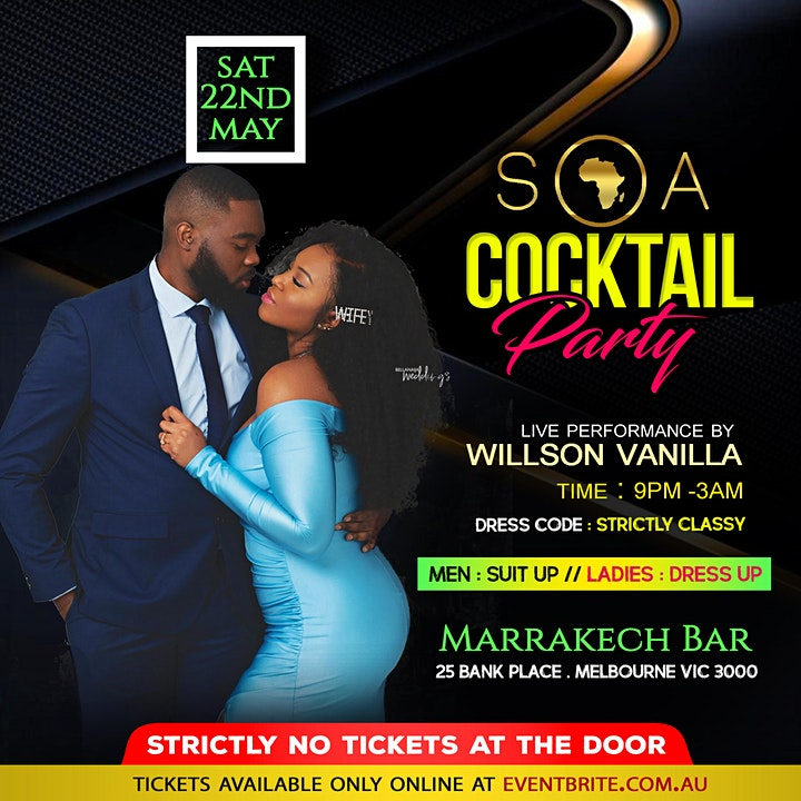 SOA Cocktail Party image