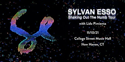 Sylvan Esso – Shaking Out The Numb Tour