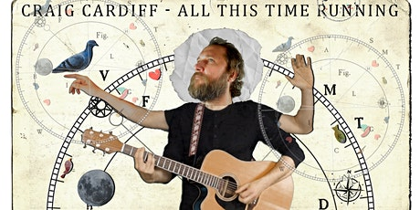 Maxwell's Presents: Craig Cardiff (Online Livestream Event) Tickets