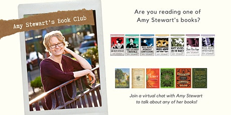 Book Club with Amy Stewart tickets