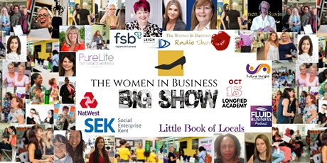 The Women In Business Big Show 2021 tickets