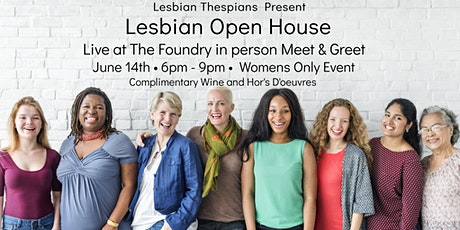 Monthly Lesbian Open House • Women's Only Meet and Greet at The Foundry tickets