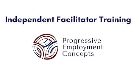 Independent Facilitator Training tickets