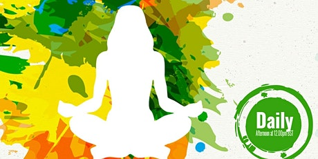 Free Guided Meditation-  Daily Online sessions for all tickets