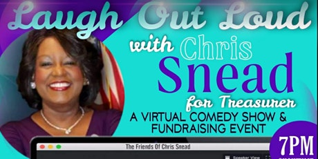 Laugh Out loud with Chris Snead 4 Treasurer Comedy Show  Fundraiser tickets