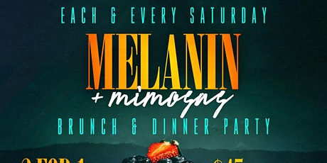 Melanin n mimosa tickets