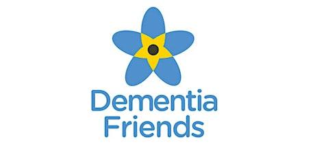 Dementia Friends Information Session tickets