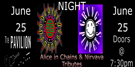 Grunge Tribute Night at The Pavilion tickets