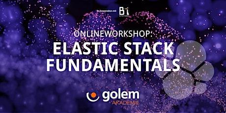 Elastic Stack Fundamentals – Elasticsearch, Logstash, Kibana, Beats Tickets