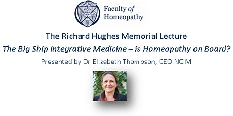 The Richard Hughes Memorial Lecture - Presented by Dr Elizabeth Thompson tickets