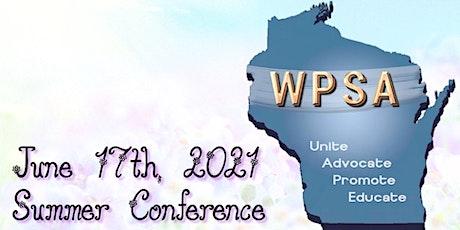 WPSA June/2021 Webinar Conference tickets