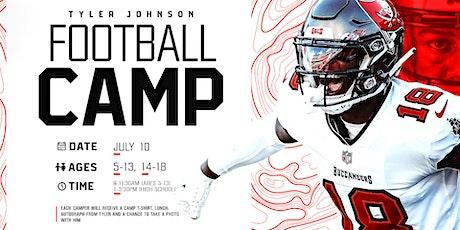 2021 Tyler Johnson Football Camp tickets