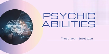 Psychic Abilities tickets
